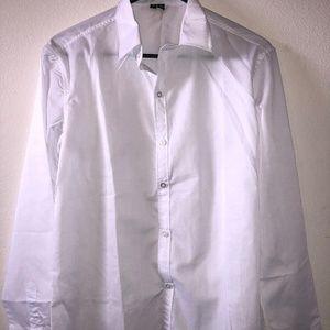 Other - White button down dress shirt